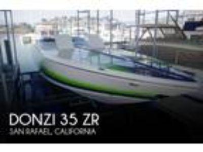 Donzi - 35 ZR