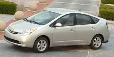2004 Toyota Prius Base (Not Given)