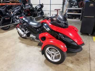 2009 Can-Am Spyder GS Roadster with SE5 Transmission (semi auto) 3 Wheel Motorcycle Monroe, MI