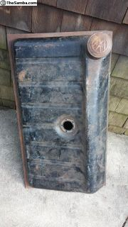 Mid 60s gas tank with cap no rust