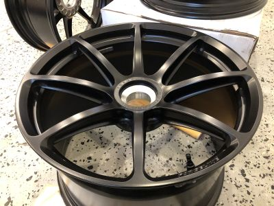 Forgeline GE1 - Center Lock Wheels - MINT!