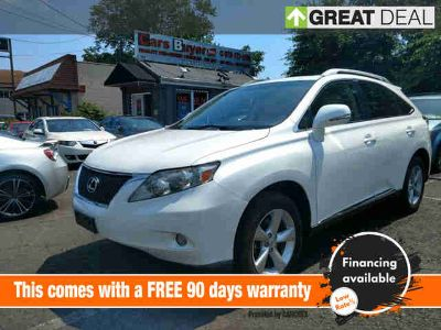 Used 2011 Lexus RX for sale
