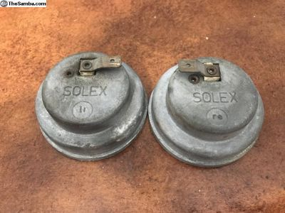 Used early l&r 6 volt chokes