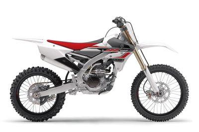 2017 Yamaha YZ250F Motocross Motorcycles Modesto, CA