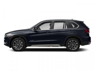 2018 BMW X5 xDrive35d (Imperial Blue Metallic)