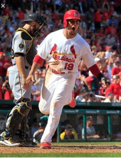 St. louis Cardinals vs Pittsburgh Pirates Tickets September 10 7:15 pm. 4 tickets. $65 each. sect 160, Row 7 seats 5,6 and row 8 seats 5,6