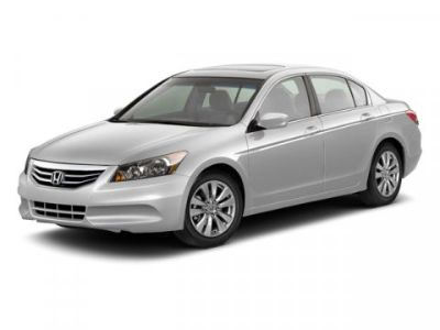 2012 Honda Accord EX (White)
