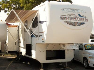 ~NEW PRICE~BEAUTIFUL~~2009 BIGHORN~~ THREE SLIDES~~WASHER CONNECTIONS~