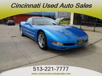2000 Chevrolet Corvette Base (Nassau Blue Metallic)