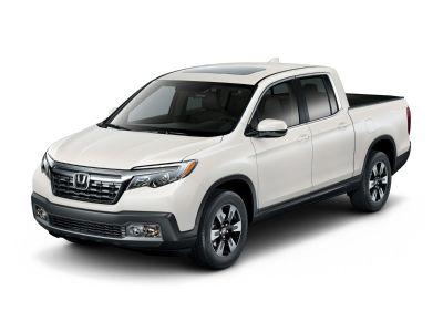 2019 Honda Ridgeline RTL-T (Lunar Silver Metallic)