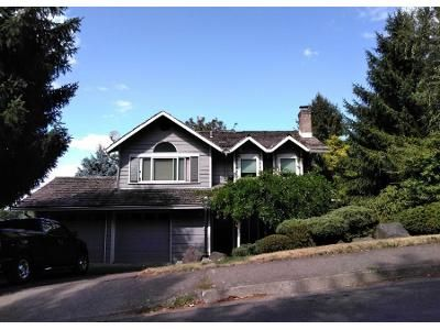 3 Bed 3.5 Bath Preforeclosure Property in Springfield, OR 97477 - Woodcrest Dr