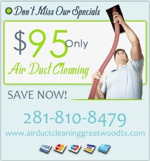 Air Duct Cleaning Greatwood TX