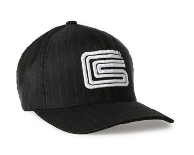 Purchase Shelby CS Race Track Logo Black Pinstripe Baseball Hat Ford Mustang GT500 Cobra motorcycle in Indian Wells, California, United States, for US $29.95
