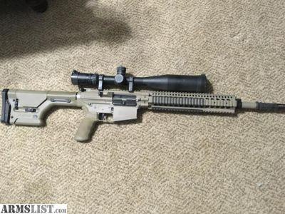 For Sale: GA Precision DPMS AR10