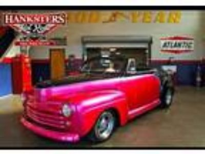 1948 Ford Convertible -- 1948 Ford Convertible