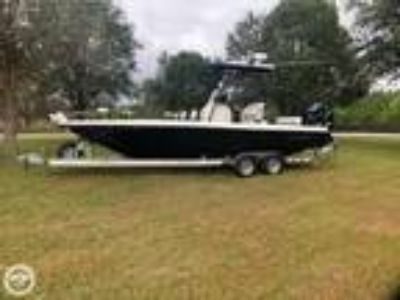 2017 ShearWater Carolina Flare 270