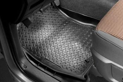 Buy Husky Liners 30251 08-11 Jeep Liberty Black Custom Floor Mats 1st Row motorcycle in Winfield, Kansas, US, for US $91.95