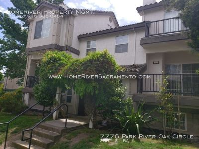 Spacious Tri-Level Dual Master with Garage! Off Pocket Rd! Freshly Painted&New Flooring!2 Balconies!