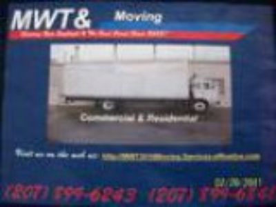 Maine MoversLocal MoversRelocation Experts