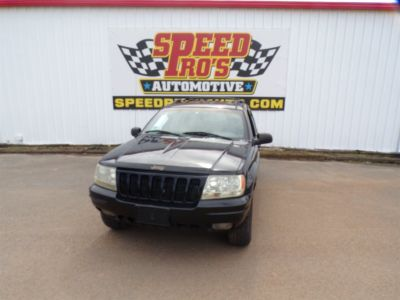 1999 Jeep Grand Cherokee Limited (Black)