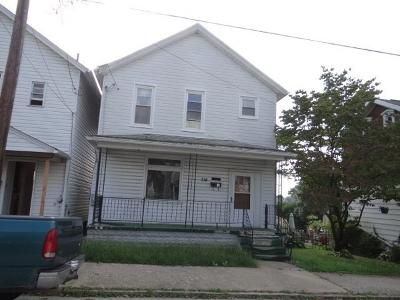 3 Bed 1 Bath Foreclosure Property in Greensburg, PA 15601 - Alexander Ave