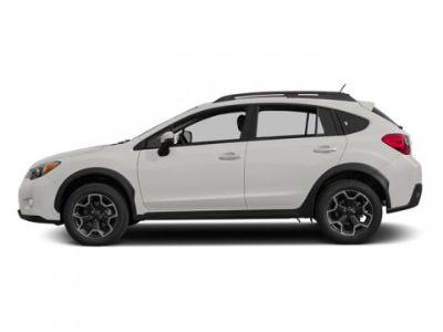 2014 Subaru XV Crosstrek 2.0i Limited (Satin White Pearl)