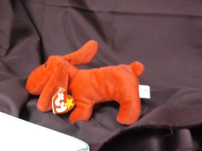 Toy Red Dog