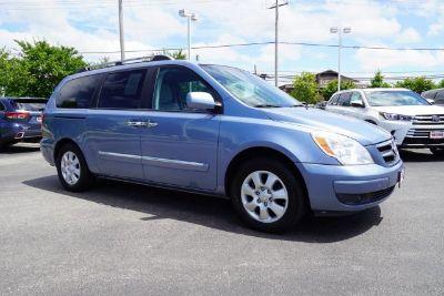 2007 Hyundai Entourage GLS (blue)