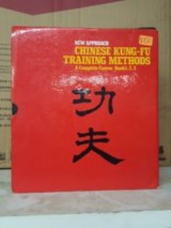 kung-fu training books