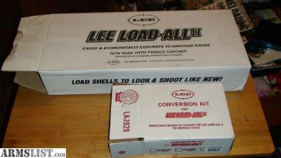 For Sale: Loadall and conversion
