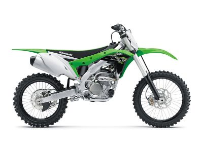 2018 Kawasaki KX 250F Motocross Motorcycles North Reading, MA