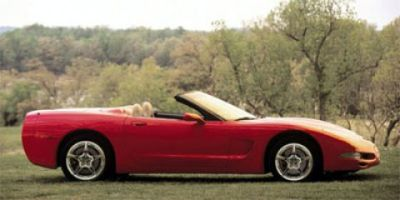 2000 Chevrolet Corvette Base (Magnetic Red Metallic)