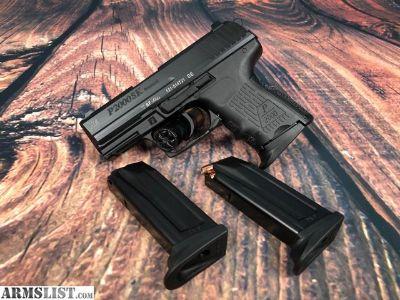 For Sale: H&K P2000Sk V3 9mm