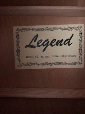 Ovation Legend Acoustic guitar 2