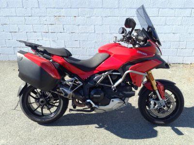 2010 Ducati Multistrada 1200 S Dual Purpose Motorcycles Gaithersburg, MD