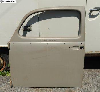 NOS Beetle Driver Side Door 113 831 051G