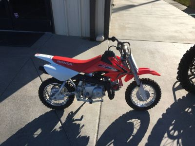 2016 Honda CRF50F Competition/Off Road Motorcycles Nampa, ID