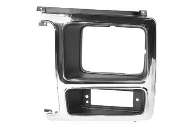 Find Replace FO2512148PP - 80-83 Ford Bronco LH Driver Side Headlight Door Brand New motorcycle in Tampa, Florida, US, for US $34.28