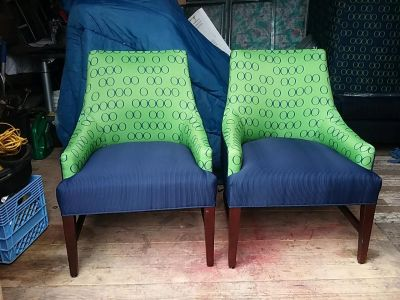 Lounge / office chairs / business chairs etc