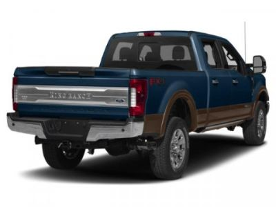 2019 Ford RSX King Ranch (Blue Jeans Met)