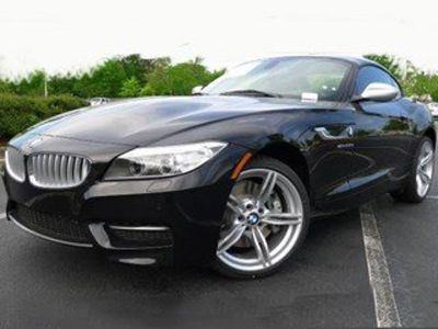 2014 BMW Z4 sDrive35is (Black Sapphire Metallic)