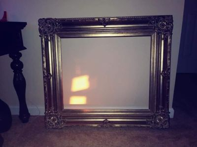 $100 or OBO 20x24 beautiful picture frame.