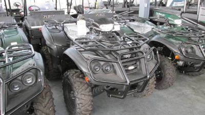 2016 Bad Boy Buggies Onslaught 550 EPS Utility ATVs Lakeland, FL