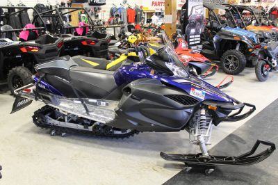 2013 Yamaha RS Vector LTX Crossover Snowmobiles Adams, MA