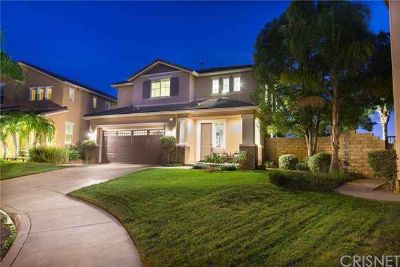 28550 Curtis Alan Place Saugus, Model perfect and impressive