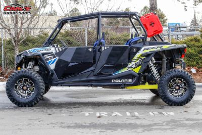 $20,599, 2017 Polaris RZR XP 4 1000 EPS 4-Seat