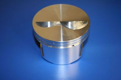 Purchase JE CUSTOM 4.005 DIRT Late Model SBC Chevy LM Flat Top Forged Piston Set 350 355 motorcycle in Millersville, Maryland, United States, for US $749.99