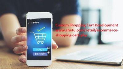 Looking for Custom Shopping Cart Development