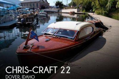 1949 Chris Craft 22