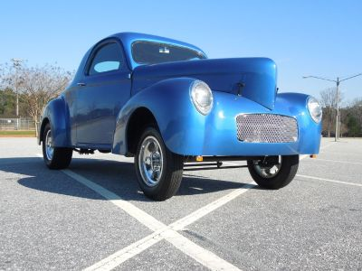 1941 Willys Coupe Gasser